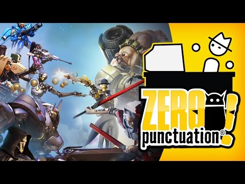 Overwatch vs Battleborn (Zero Punctuation)