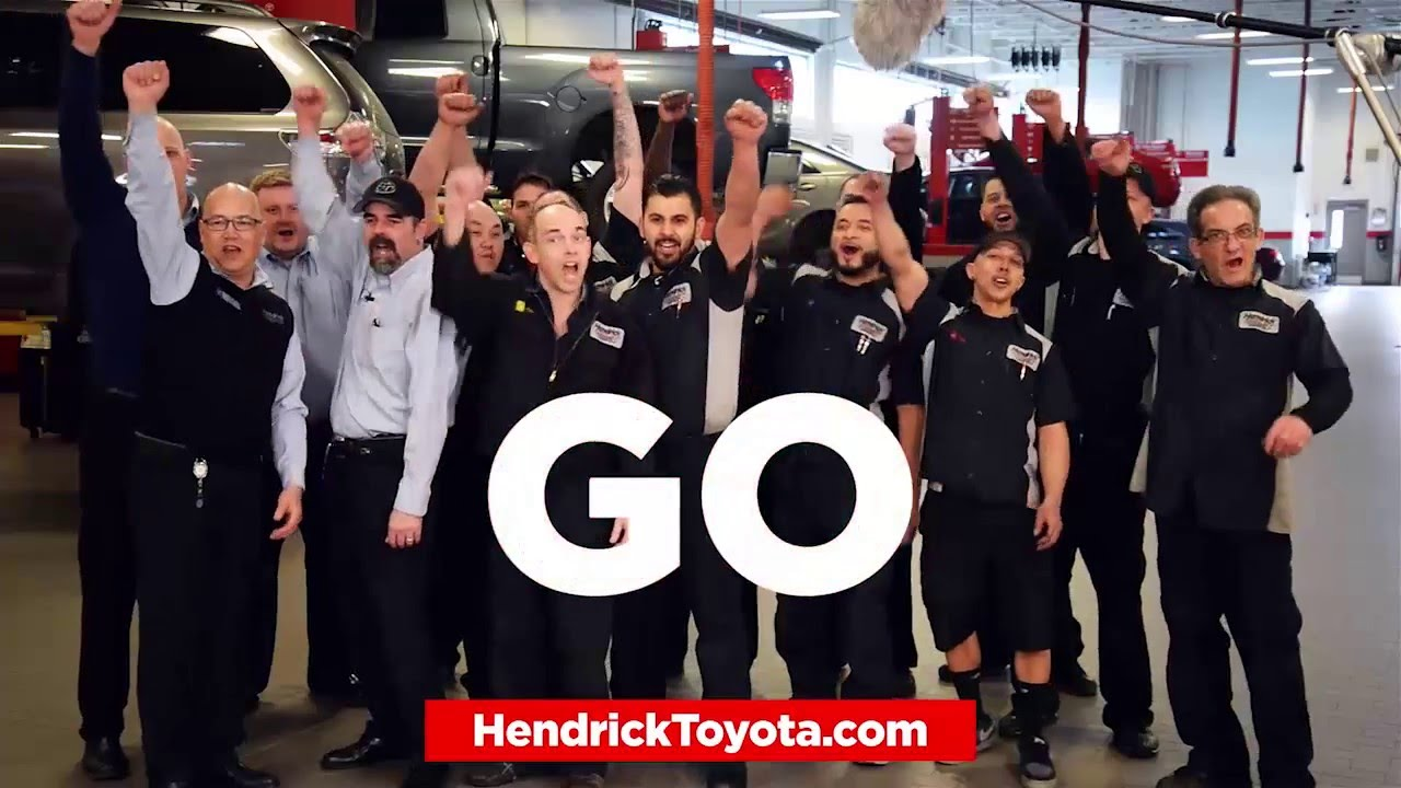 Go Go To Hendrick Toyota Commercial Featuring Our Kansas City