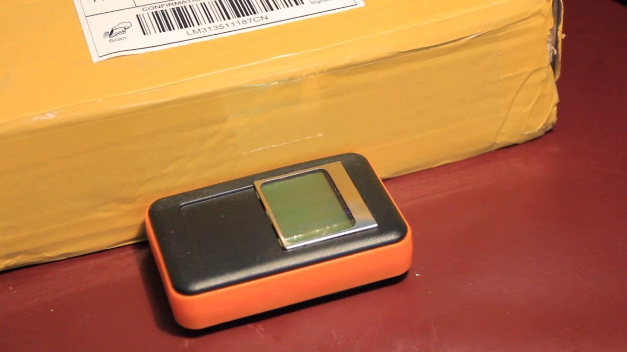 Variometer : MPU-9250 accelerometer calibration
