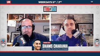 Nba insider shams charania explains alternative options the raptors will need to explore improve their roster this season and beyond. --------------------...