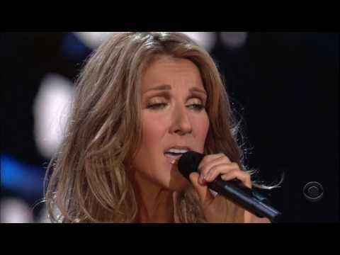 ♥ CELINE DION ♥   The Prayer Feat. Josh Groban HD Live