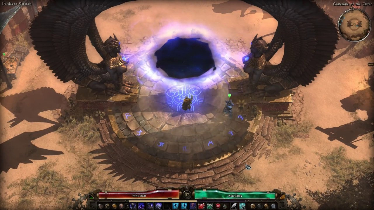 News - Grim Dawn: Forgotten Gods (An Expansion) coming the last week