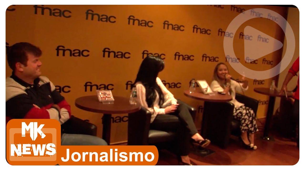 Bruna Karla, Rayssa e Ravel - CD Amo Você Vol. 20 - Bate-papo FNAC - (News)