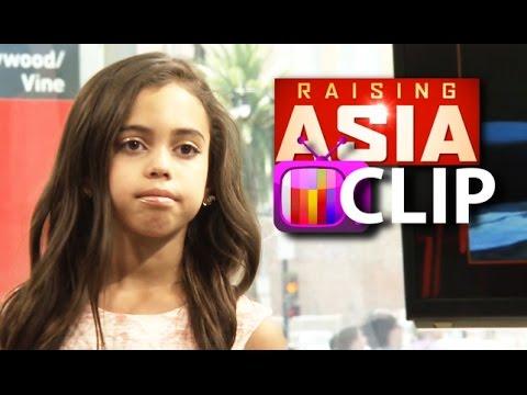 'Raising Asia' Finale: Asia Monet Ray Temper Tantrun On TV