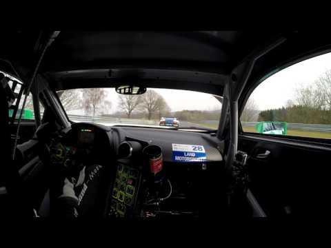 NÜRBURGRING Onboard im Audi R8 LMS von Land-Motorsport