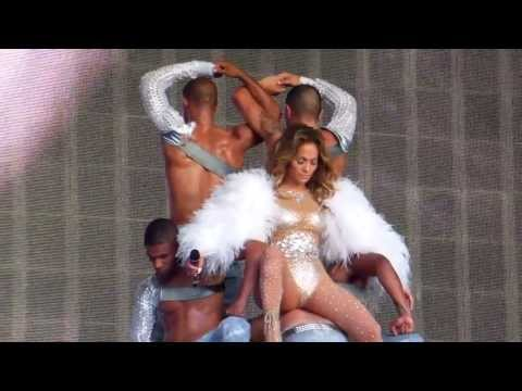 JLO - Dance Again / Live It Up