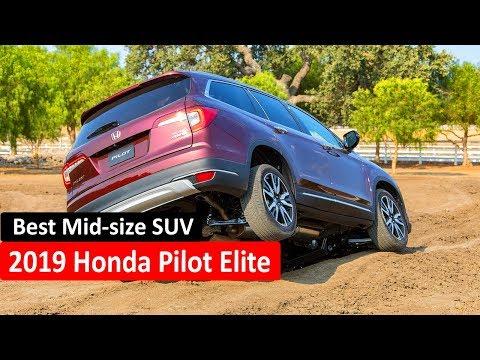 2019 HONDA PILOT ELITE TECHNOLOGY