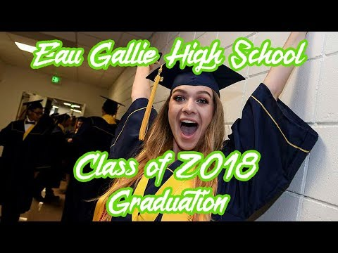 Eau Gallie High School 2018 Graduation
