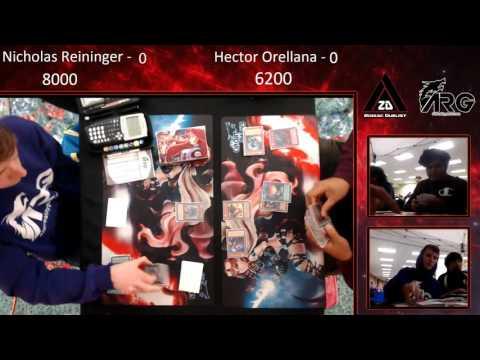 ARGCS Dallas 2016 Top 8 Nicholas Reininger vs Hector Orellana