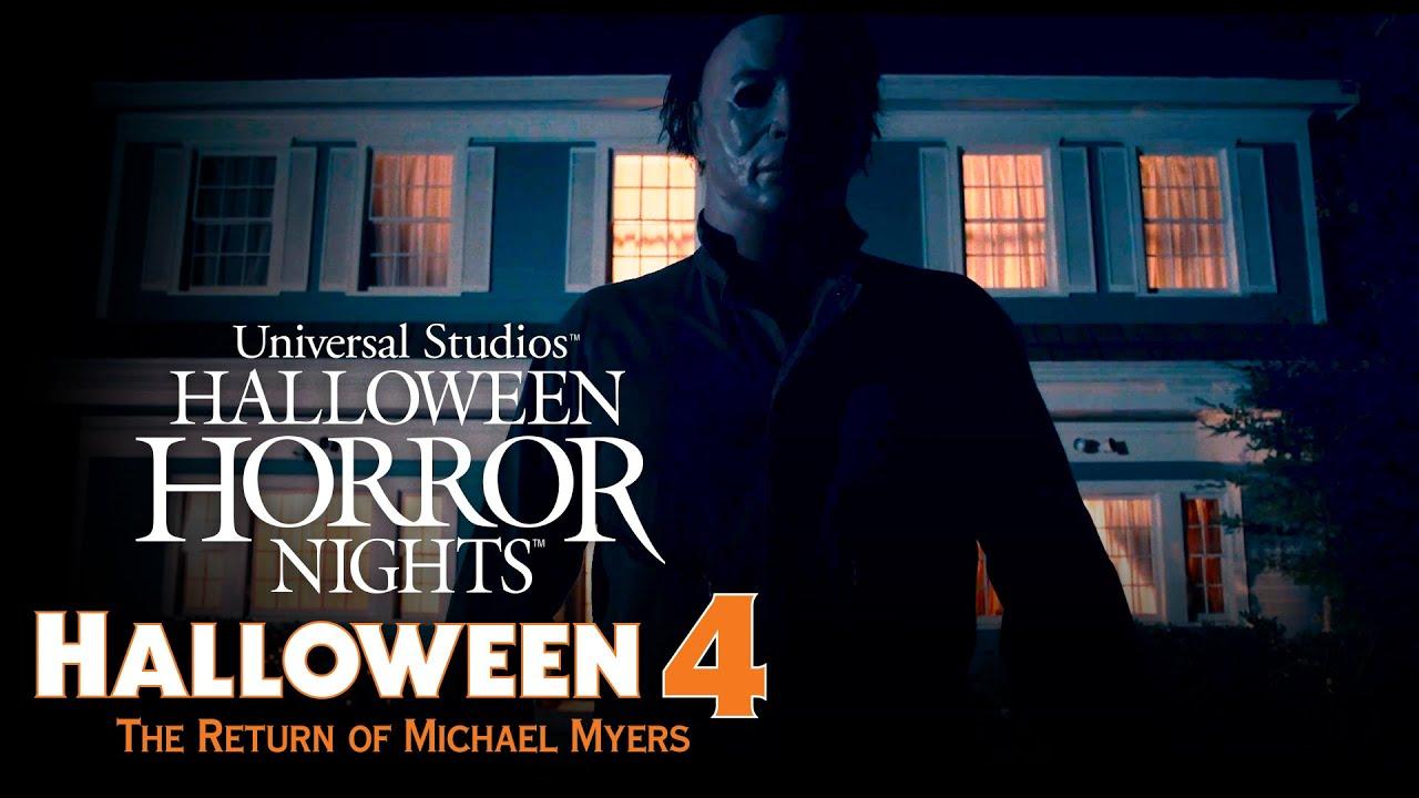 Image result for halloween horror nights halloween 4