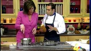 Chef Marco Creates A Unique French Toast  - Part Two