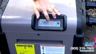 How to Start/Light Your Pool Heater for the Season by Mirage Pools and Element Gas