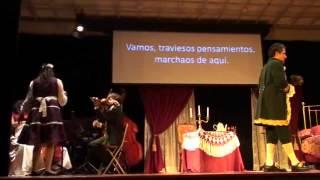 (Arequipa) La serva padrona - Segundo Intermezzo