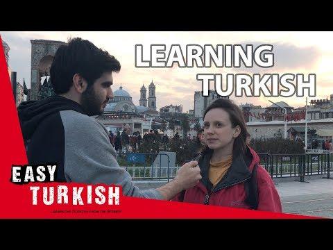 Is it hard to learn Turkish? | Easy Turkish 3