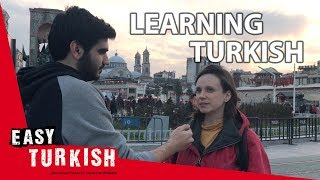 Is it hard to learn Turkish? | Easy Turkish 3