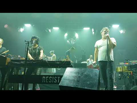 LCD Soundsystem - Tonite / Home Live Glasgow Barrowland 19/09/2017