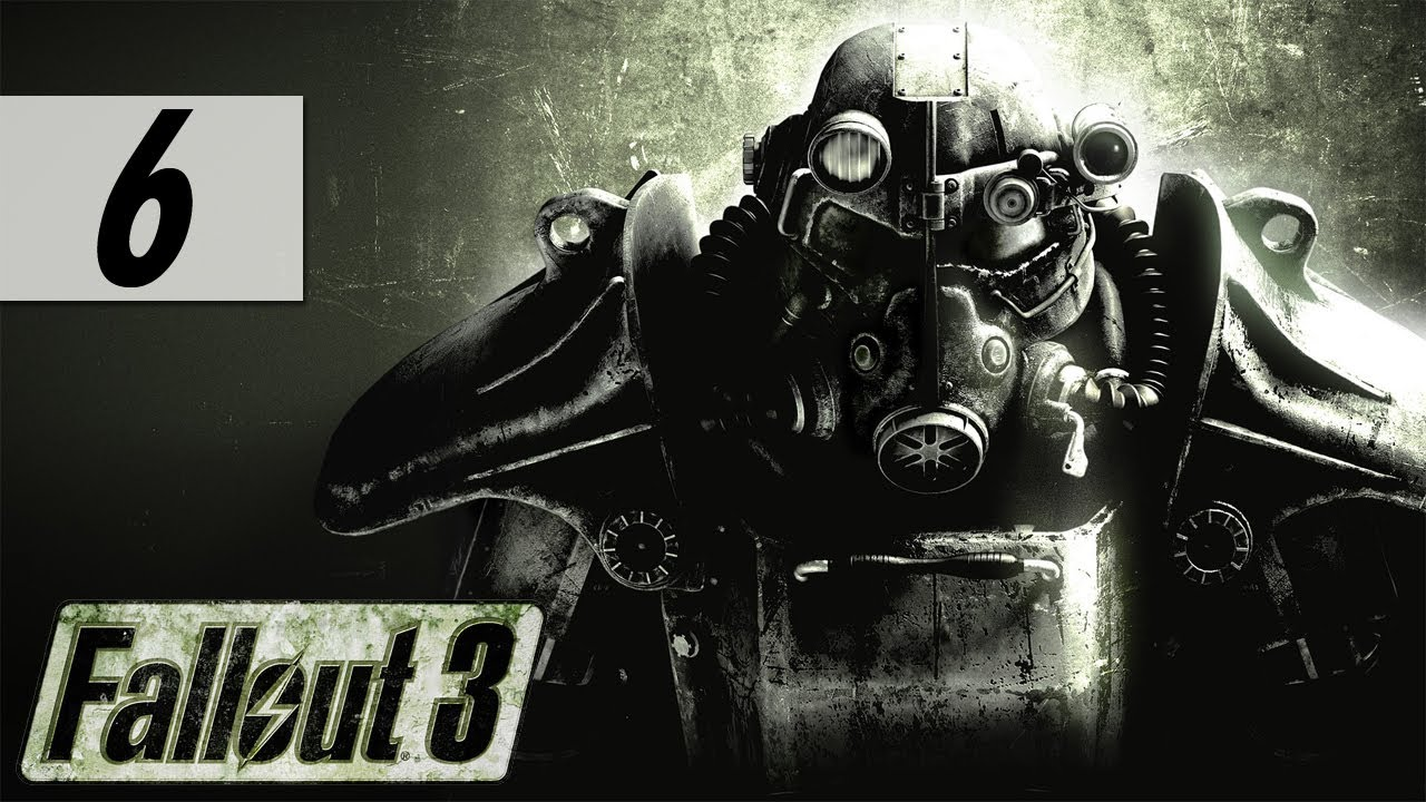 Fallout 3 - Let's Play - Part 6 - 'Cannibals Or Vampires'