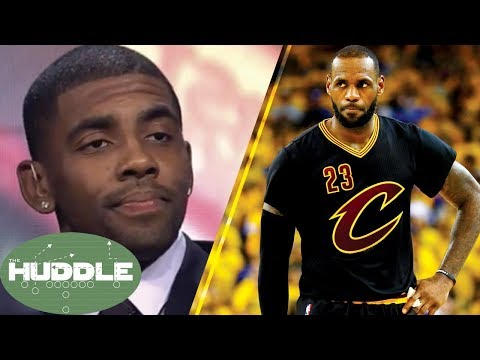 Kyrie Irving Says F*CK LeBron James