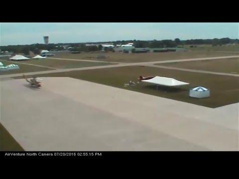 EAA AirVenture Oshkosh North Webcam