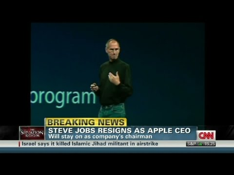 Today in Apple history: Steve Jobs resigns as Apple CEO