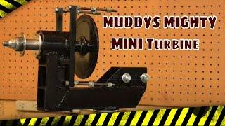The Designing Of Muddys' Mighty Mini Wind Turbine Part 1