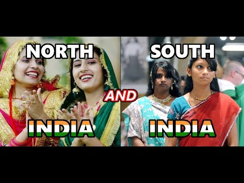 Why do North Indians Look Different from South Indians? The