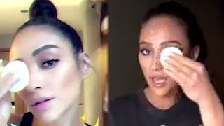 Shay Mitchell TROLLS Herself Over Beauty Ad Backlash