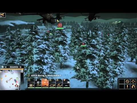 Tom Clancy's Endwar : World War III - USA - Part 3