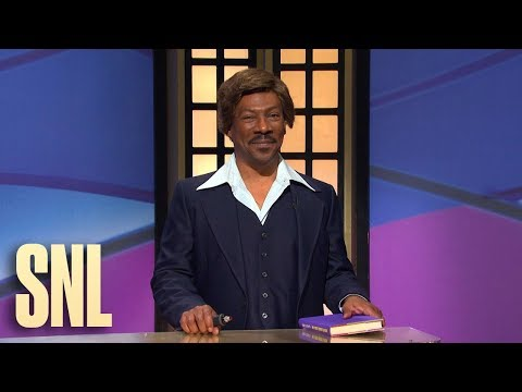 Black Jeopardy: Velvet Jones - SNL from YouTube · Duration:  5 minutes 33 seconds
