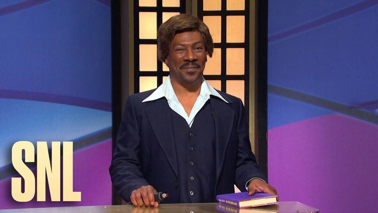 Black Jeopardy: Velvet Jones - SNL