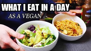 WHAT I EAT IN A DAY | Healthy, Easy, and Fast!
