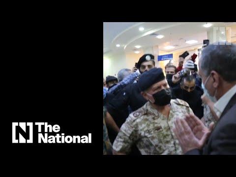 Jordan's King Abdullah Visits Hospital Where Seven Died, Suspends Director