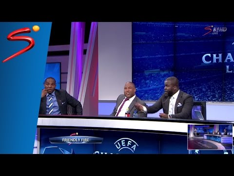 SuperSport UCL Panel Debate - Biggest Club in the World