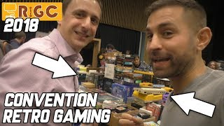 CONVENTION RETRO GAMING - RGC 2018