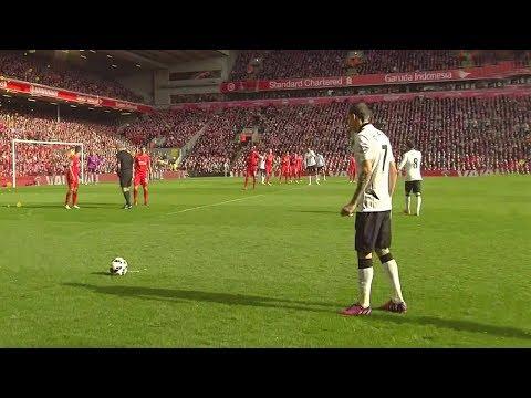 Rare Goals in Football