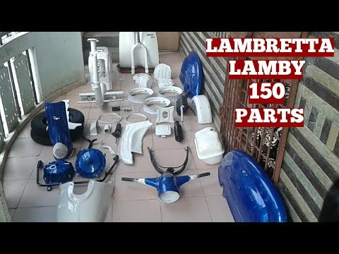 lambretta-brand-model-scooter-old-indian-scrap-lamby-150-scooter-restored-to-life-by-ramesh-youtube