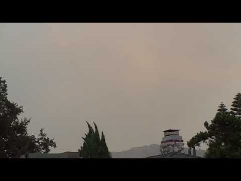 FIREHAWK #16 - Sept 2 2017 Sunland S-70i L.A. County Fire Dept. La Tuna Cyn