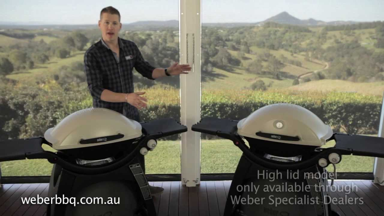 Weber Elektrogrill Q 1400 Vs 2400 : Which weber q™ is right for you youtube