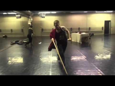 Mop Dance