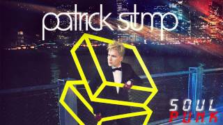 "Patrick Stump - ""Allie"""