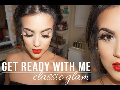 get-ready-with-me:-classic-glam