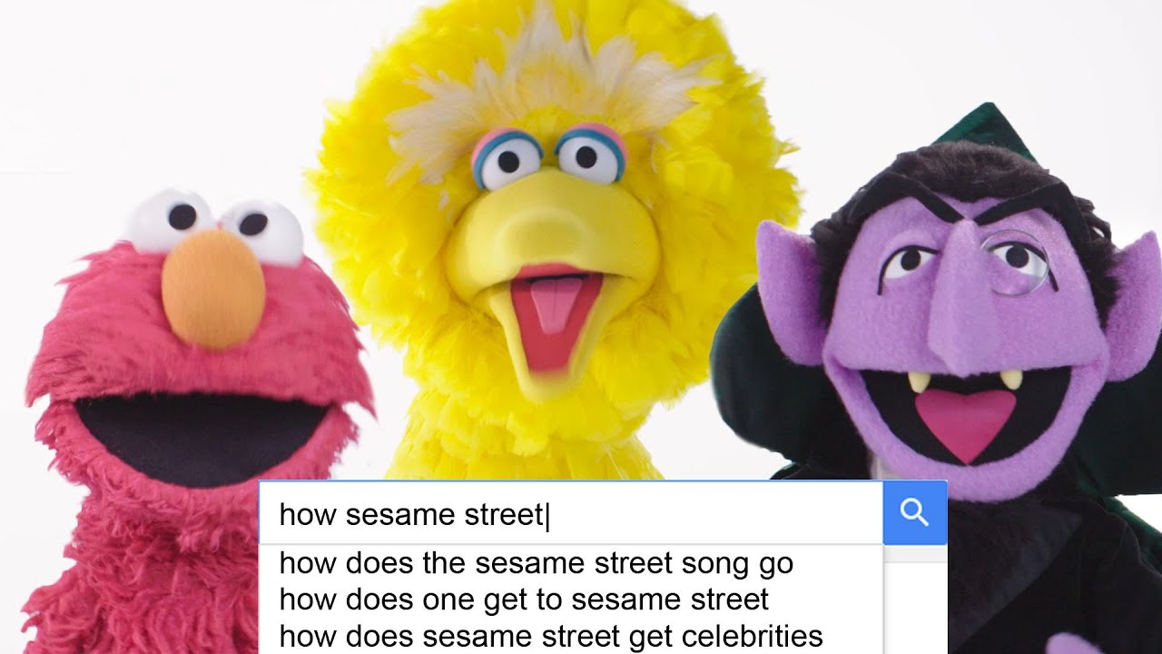 The Cast Of Sesame Street Answer The Webs Most Searched Questions