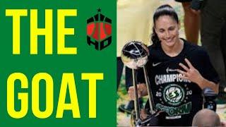 SUE BIRD = The GOAT Of Point God's | WNBA | TEAM USA | UCONN WBB