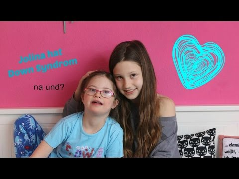 Heute ist Welt Down Syndrom Tag #WDSD und meine Schwester hat Down Syndrom