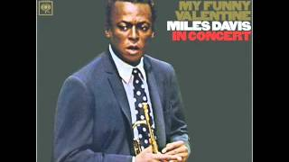 Miles Davis Quintet at Philharmonic Hall of Lincoln Center - My Funny Valentine