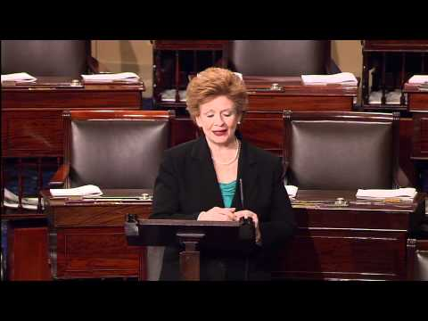 Senator Stabenow urges support of the Small Business Innovation Research Act