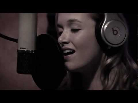 "Kelley Jakle - IN STUDIO - ""When You Say Nothing At All"""