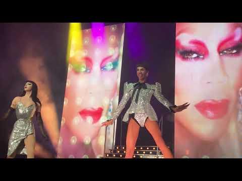 Rupaul's Drag Race: Werk The World Tour- FINALE- Sydney February 2019