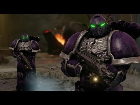XCOM 2: Space Marine Mod Early Showcase! [Re-Recorded ...