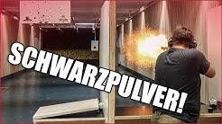 Der SCHWARZPulverschein und Vorderladerschießen Teil 4